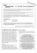 Dorfnachrichten März '10 (pdf 5 Mb) - Gemeinde Brügg - Page 7