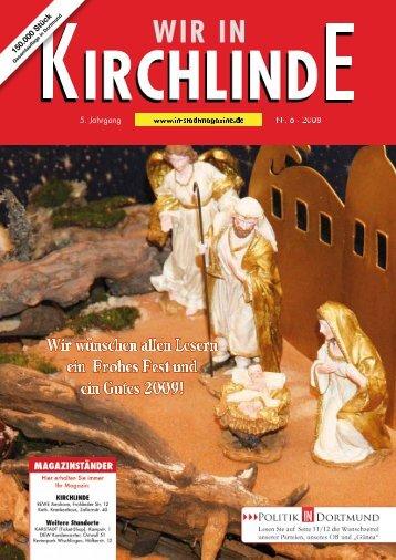 Kirchlinder Weihnachtsmarkt e Groß und Klein - Dortmunder ...