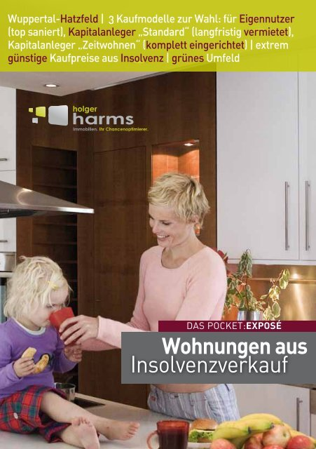 Image-Broschüre zum Download - holger harms - immobilien