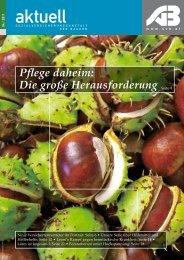 aktuell 4/2011 - Sozialversicherungsanstalt der Bauern