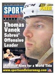 May-2011 Buffalo Edition - PDF - Sports and Leisure Magazine