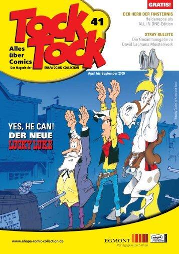 TockTock 41 - Ehapa Comic Collection