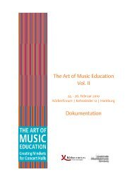 Download - the art of music education