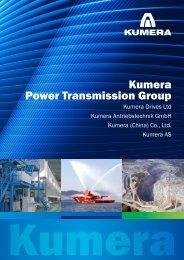 General Presentation on the Kumera Power Transmission Group