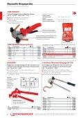 und Installationswerkzeuge - ROTHENBERGER - Seite 6