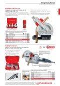 und Installationswerkzeuge - ROTHENBERGER - Seite 7