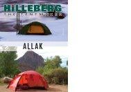 Aufbauanleitung Allak - Hilleberg The Tentmaker