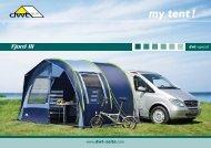 my tent - dwt-Zelte