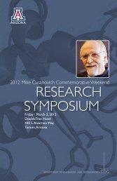 Program [pdf] - Department of Biochemistry and Molecular ...