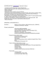 Kohteen esittely ja rakenteet_1.1. - Tentum Oy