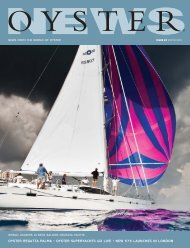 NEWS - Oyster Yachts
