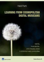 Learning From Cosmopolitan Digital Musicians - Ethesis - Sibelius ...