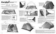 Tessel - Eureka Tent