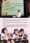 September 2011 - The Spastic Children's Association of Singapore - Page 6