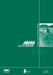 Active Transport Strat Cover.indd - Palmerston North City Council
