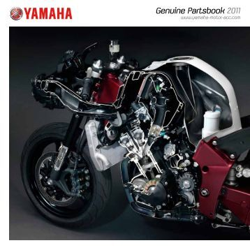 Genuine Partsbook 2011 - Yamaha Motor Europe