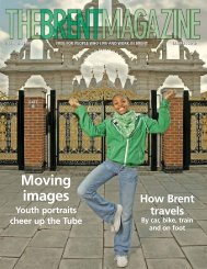 Moving images - Brent Council