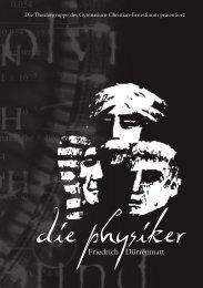 Programmheft - Die Physiker.pdf - GCE Bayreuth