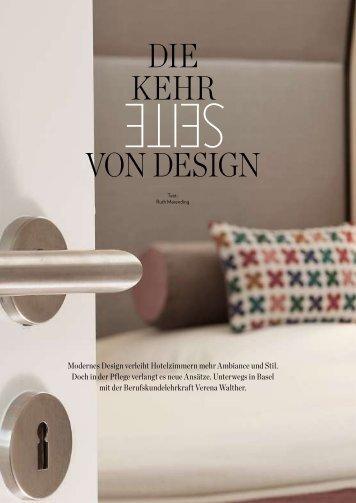 Die Kehr von Design - Hotel & Gastro Union