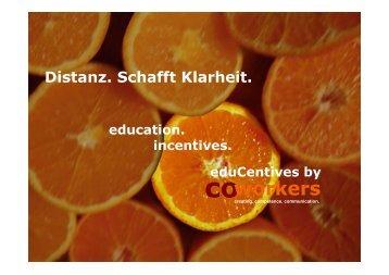 Distanz schafft Klarheit. coworkers coaching Mallorca. - Perspektive ...