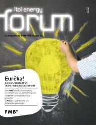 1to1 energy forum 3/2011