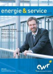 Stadtwerke-Verbund - EWR GmbH