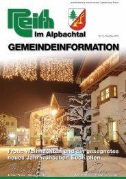 (6,10 MB) - .PDF - Reith im Alpbachtal - Land Tirol