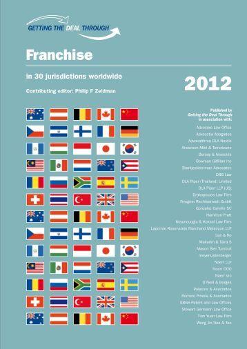 Franchise - Schweizer Franchise Verband
