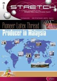 Malaysian Rubber Export Promotion Council - Mrepc