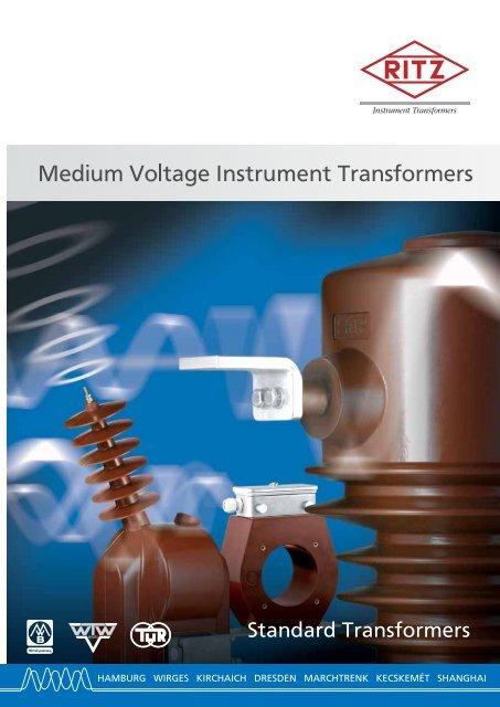 Medium Voltage Instrument Transformers