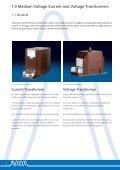 Medium Voltage Instrument Transformers - Seite 4