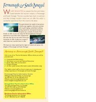 South Donegal DL Visitor Guide - Fermanagh Lakelands