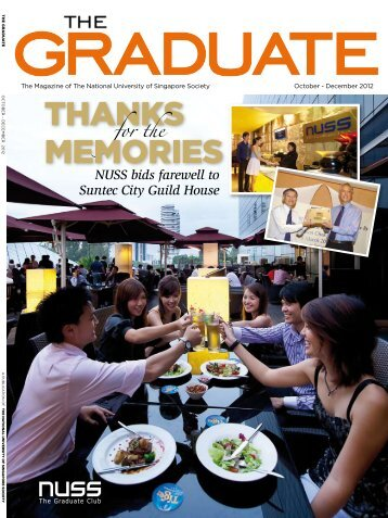 NUSS bids farewell to Suntec City Guild House for the