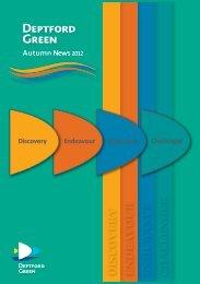 DG Newsletter Autumn 2012.pdf - Deptford Green School