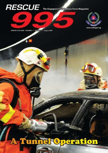 A Tunnel Operation - Singapore Civil Defence Force