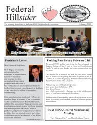 Next FHNA General Membership Meeting - Federal Hill ...