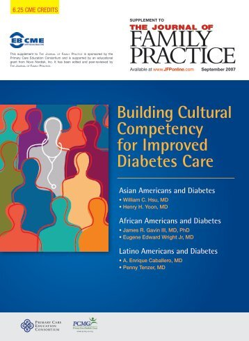 Building Cultural Competency for Improved Diabetes Care Asian