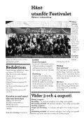 Festibladet nr 1 - SSU - Page 2