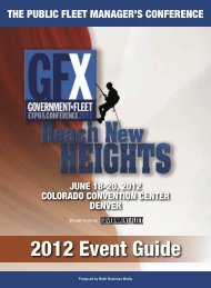 2012 Event Guide - Attend an Event