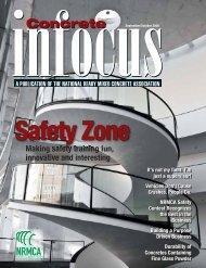 Infocus - National Ready Mixed Concrete Association
