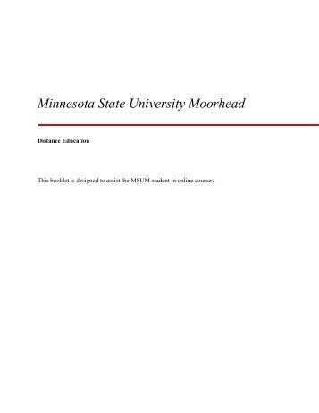 Minnesota State University Moorhead - Home - Minnesota State ...