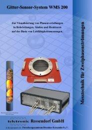 WMS 200 Broschüre (PDF / Deutsch) - teletronic.net