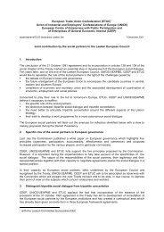 European Trade Union Confederation (ETUC) - ETUC :: Resource ...