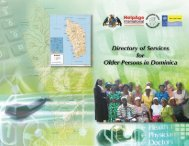Directory of Services - UNDP Barbados and the OECS - United ...