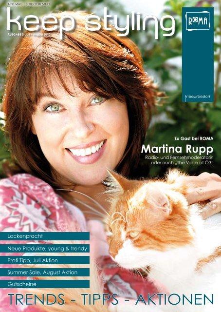 Martina Rupp - ROMA Friseurbedarf