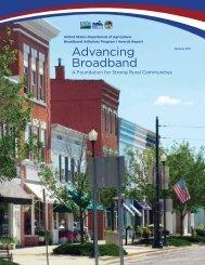 Advancing Broadband - USDA Rural Development - US Department ...