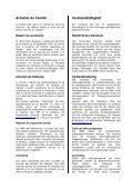 Geschäftsbericht 2004 - Transport à câbles - Page 7