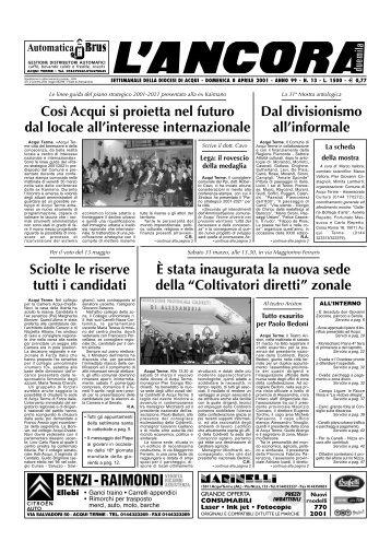 Dal divisionismo all'informale Così Acqui si proietta nel futuro dal ...