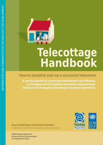 Telecottage Handbook- How to Establish and Run a