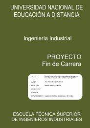 Mi Proyecto - Portal de sistemas renovables del DIEEC - UNED